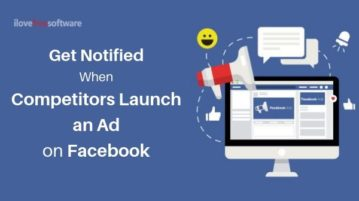 Get Notified When Competitors Launch an Ad on Facebook