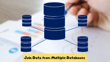 Join Data from Multiple Databases