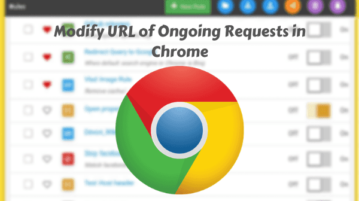 Modify HTTP Headers in URLs Dynamically with this Chrome Extension