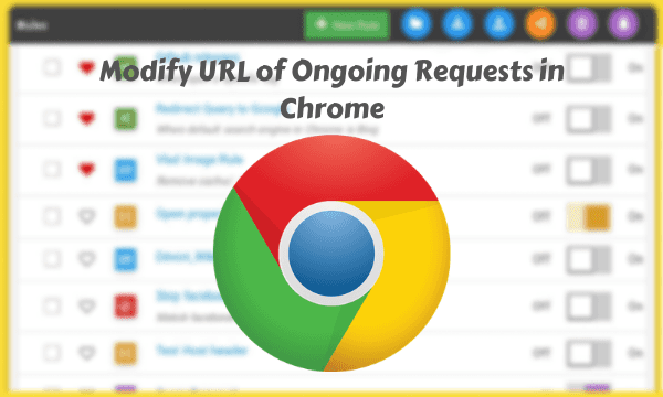 Modify HTTP Headers in URLs Dynamically with this Chrome
