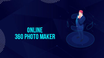 Online 360 photo maker