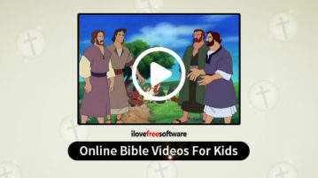 Online Bible Videos for Kids