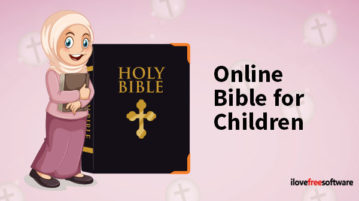 Online Bible for Children