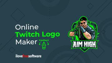 Online Twitch Logo Maker