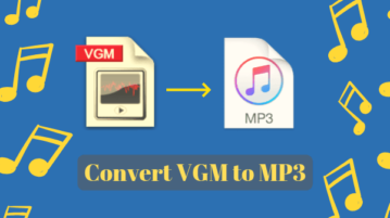 VGM to MP3 Converter for Windows