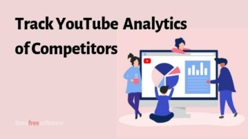 Track YouTube Analytics of Competitors with this Free Tool