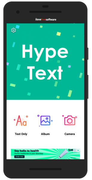 animated Instagram story editor app