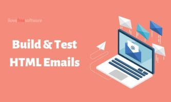 Free Online Tool to Build, Test HTML Emails