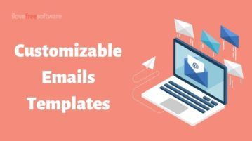 5 Websites to Download Free Customizable Email Templates