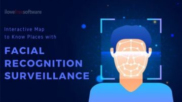 Know Where Facial Recognition Surveillance is Happening in US with this Interactive Map