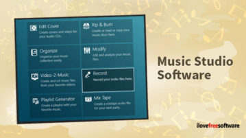 free music studio software