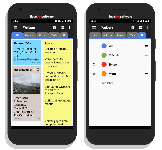 google keep alternative note taking app 01