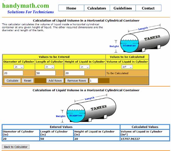 handymath.com website