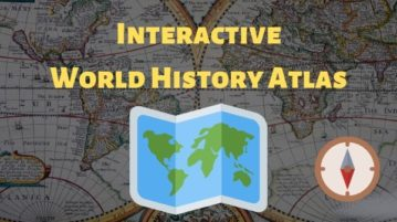 Interactive World History Atlas to View Political History Since 3000 BC