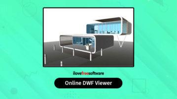 online dwf viewers