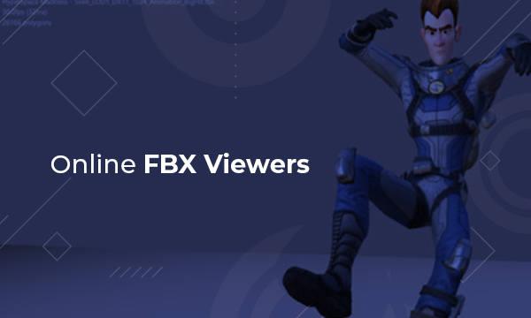 3 Online FBX Viewer Free Websites