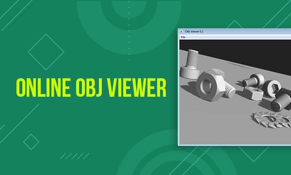 5 Online OBJ Viewer Free Websites