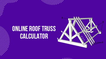 online roof truss calculators