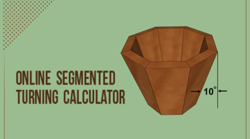 online segmented turning calculators