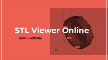 online stl file viewer