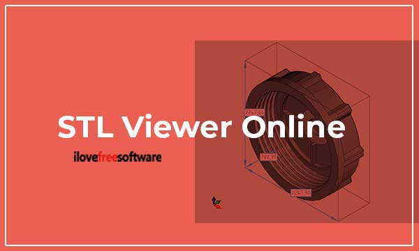 3 Online STL Viewer Free Websites