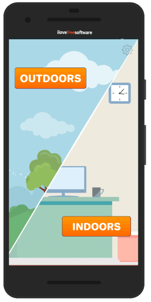 play game indoor or outdoor