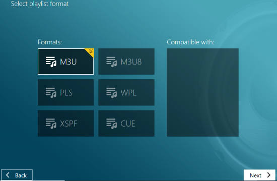 playlist generator