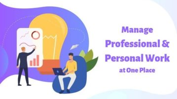 Online Project Management Tool with Personal Time Management