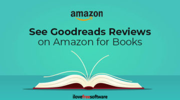 see goodreads reviews on amazon for books