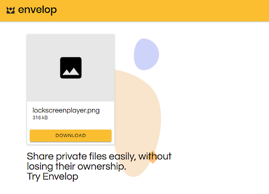 share files without losing ownership 3