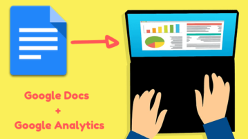 Add Google Analytics to Google Docs