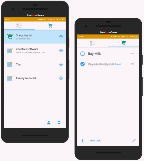 Codo android family to do list app