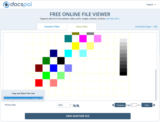 DocsPal Online File Viewer