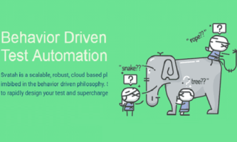 Free Test Automation Platform for Web Apps and API Testing: Svatah