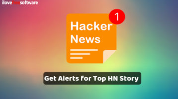 Get Hacker News Alerts for top Stories in Slack
