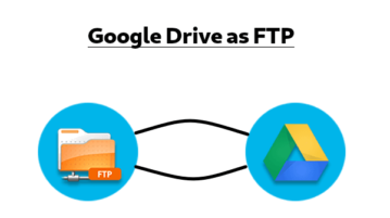 Google Drive as FTP