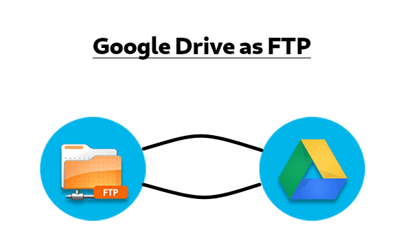 How to Use Google Drive as FTP Server Free