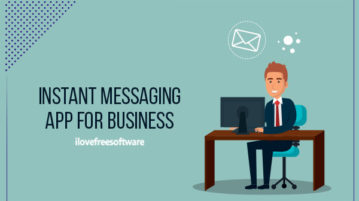Instant Messaging App for Business
