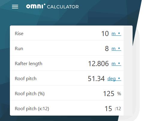 Omnicalculator website