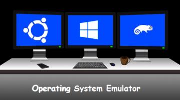 Online OS Emulator