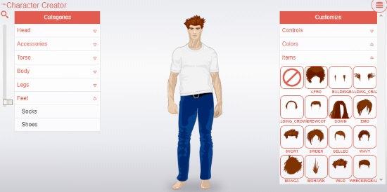 Online Realistic Avatar Creator Websites Free
