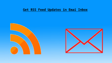 RSS to email services free