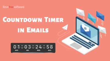How to Add Countdown Timer to Email?