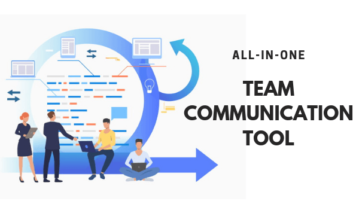 All-in-one Team Communication Tool with GitHub, Zapier Integrations