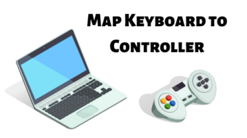 How to Map Keyboard to Controller for Games with no Controller Support?