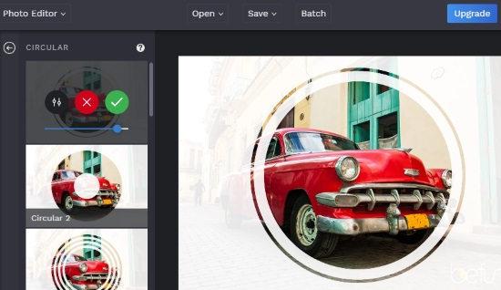 circular profile picture maker