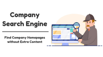 Free Company Search Engine to Find Companies by Keywords