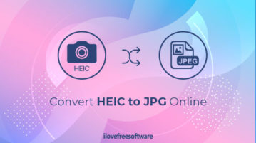 convert HEIC to JPG online