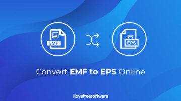 convert emf to eps online
