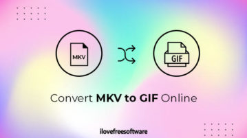 convert mkv to gif online